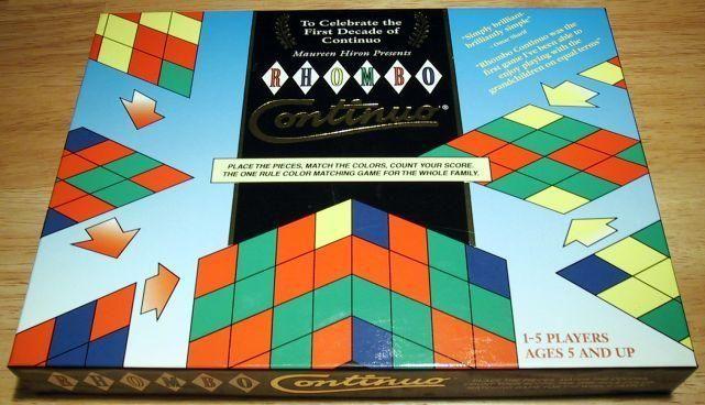 настольная игра Rhombo Continuo