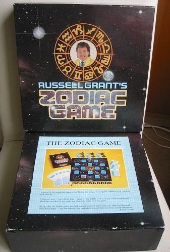 настольная игра The Zodiac Game