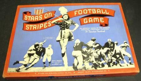 настольная игра Stars On Stripes Football Game