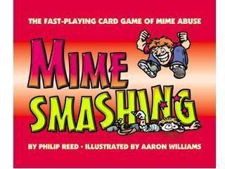 настольная игра Mime Smashing