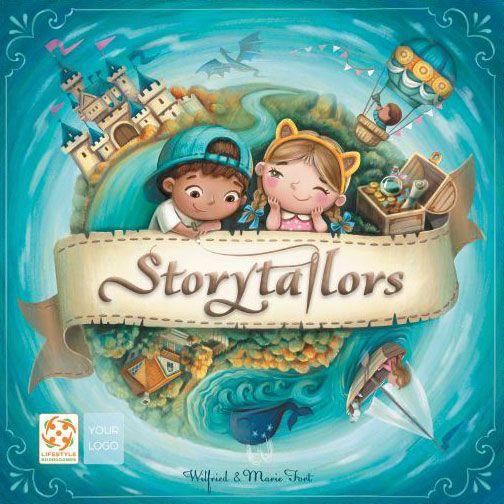 настольная игра Storytailors