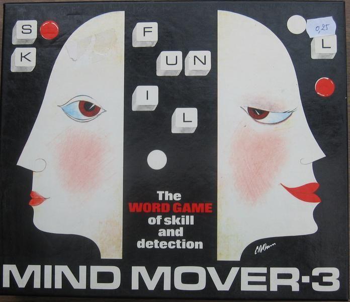 настольная игра Mind Mover 3