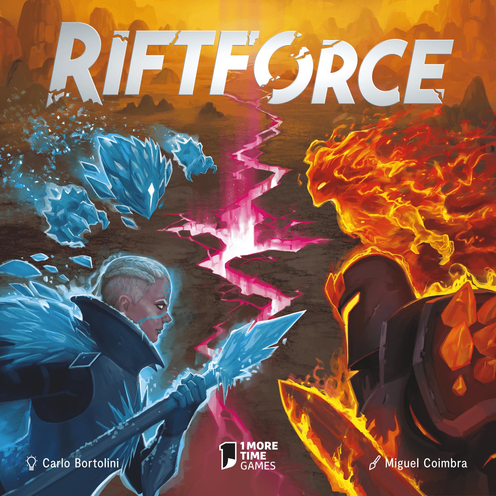 настольная игра Riftforce