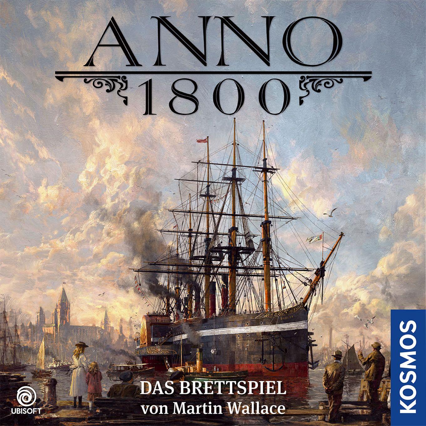 настольная игра Anno 1800