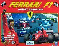 настольная игра Ferrari F1