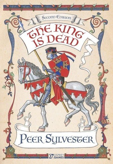 настольная игра The King is Dead: Second Edition