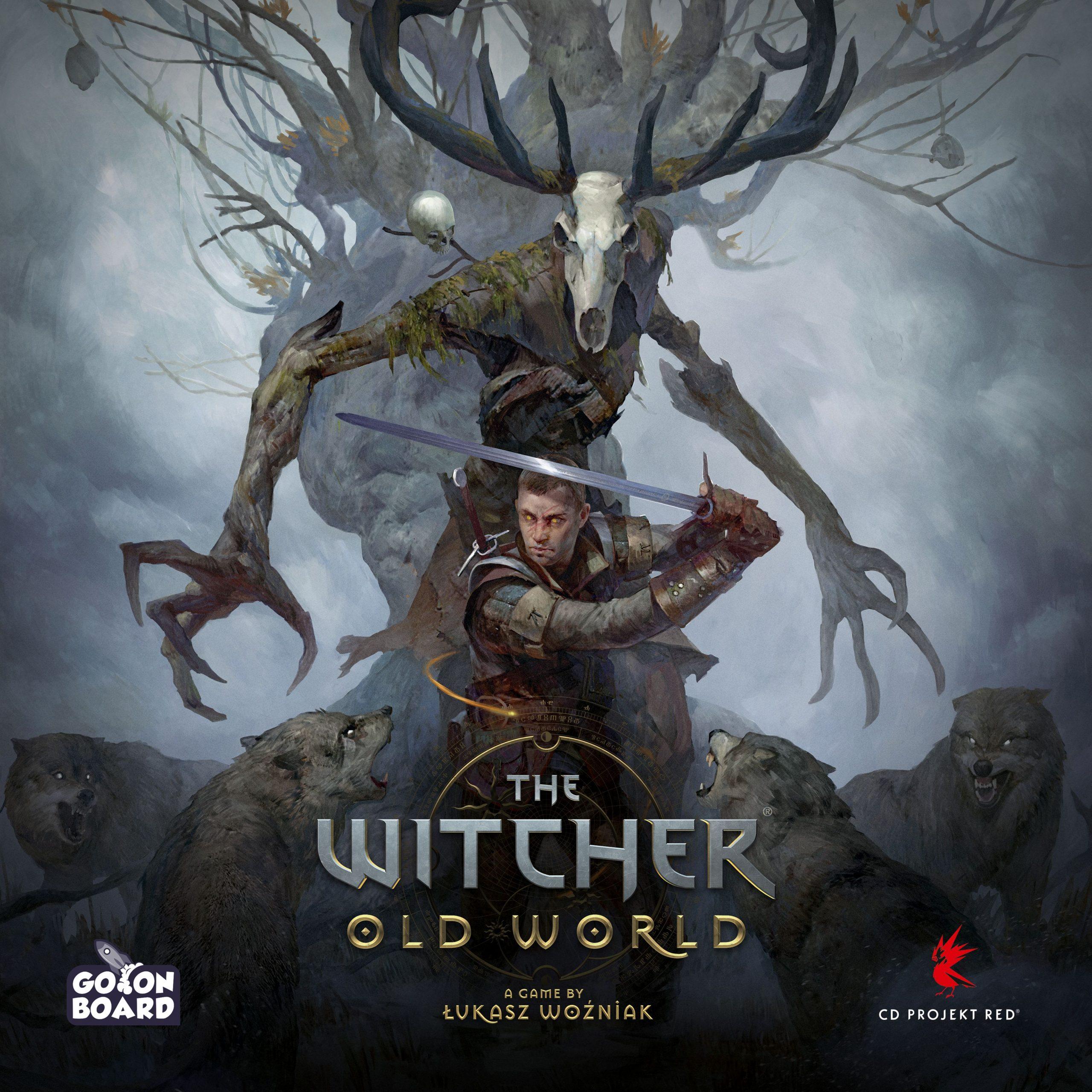 настольная игра The Witcher: Old World