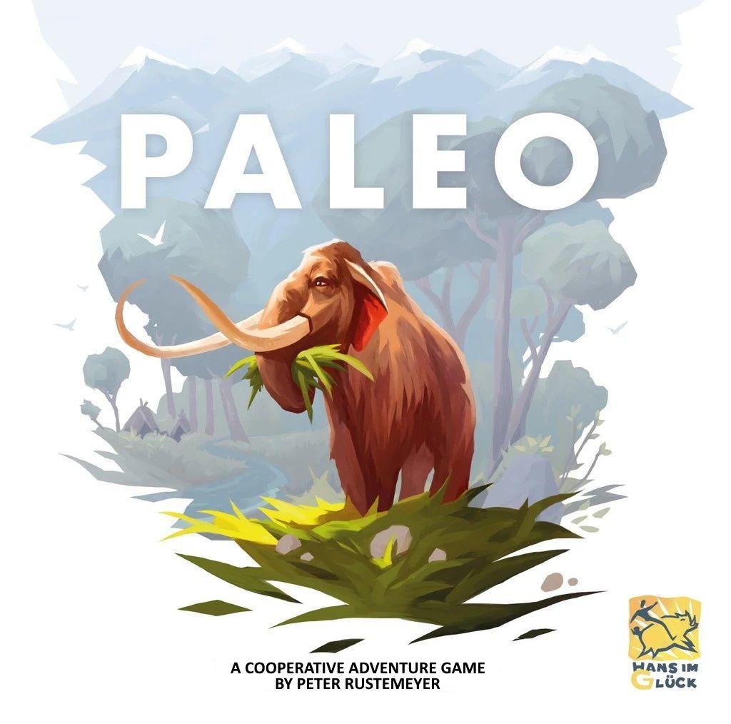 настольная игра Paleo