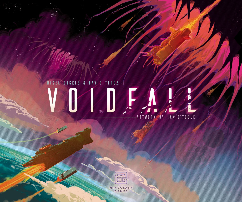 настольная игра Voidfall