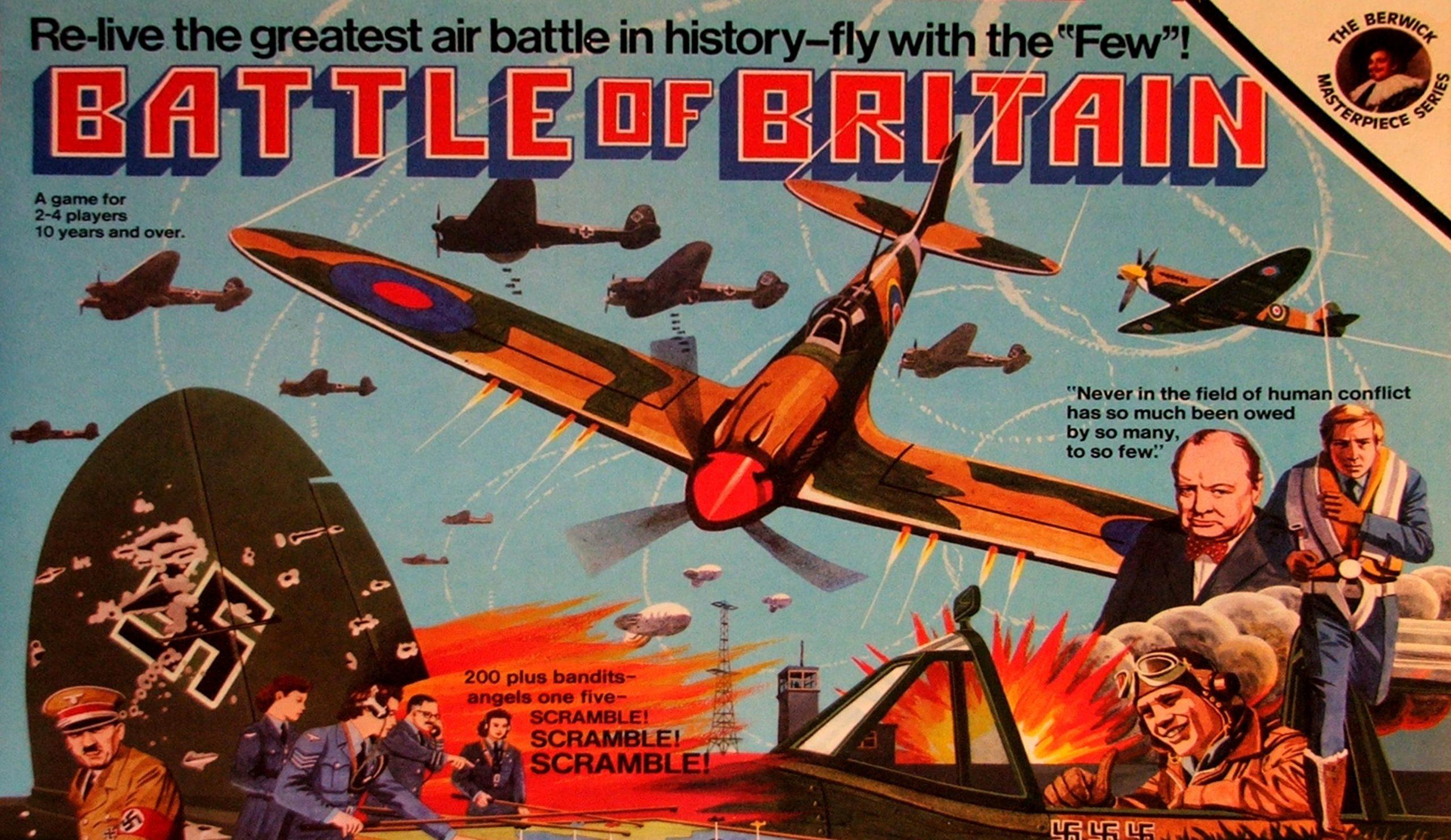 настольная игра Battle of Britain