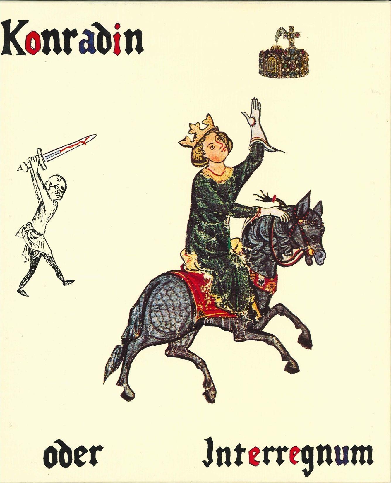 настольная игра Konradin oder Interregnum
