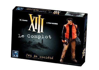 настольная игра XIII: Le Complot