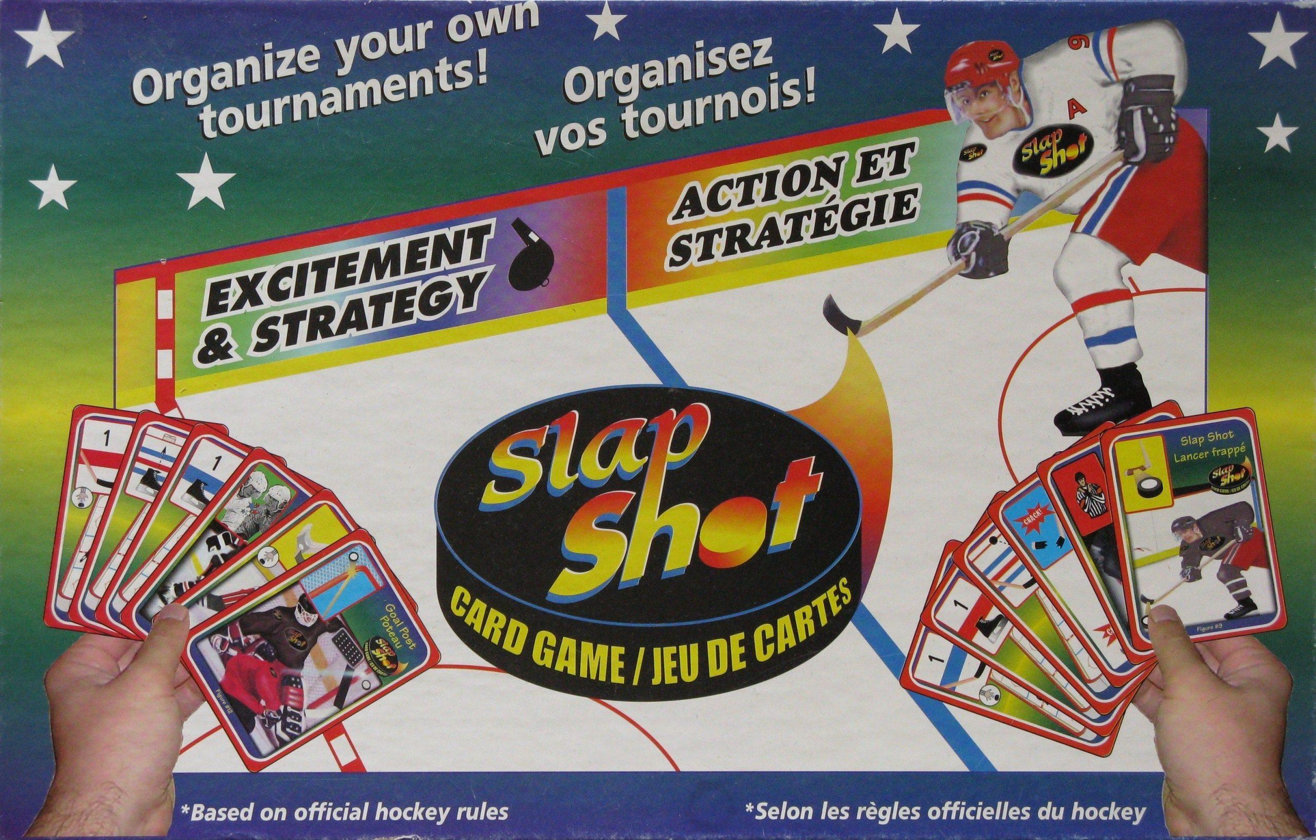 настольная игра Slap Shot