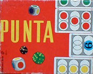 настольная игра Punta