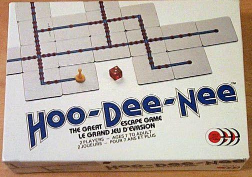 настольная игра Hoo-Dee-Nee