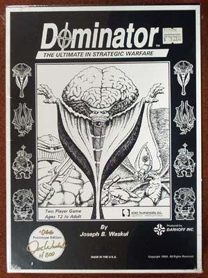 настольная игра Dominator