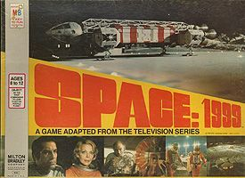 настольная игра Space: 1999