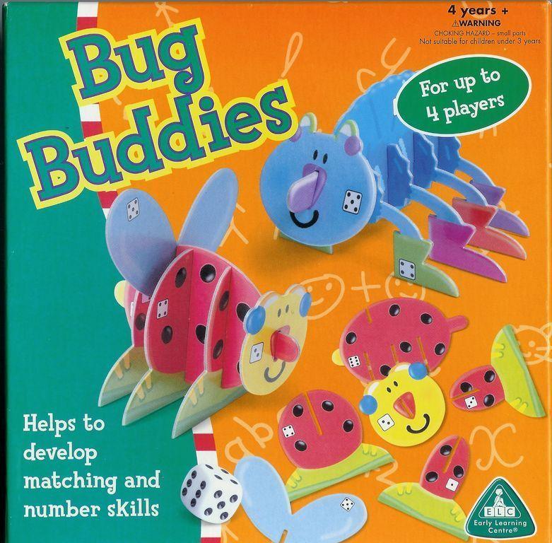 настольная игра Bug Buddies