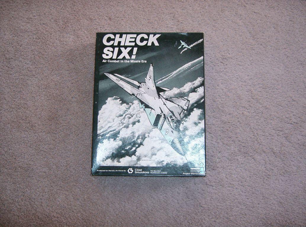 настольная игра Check Six!