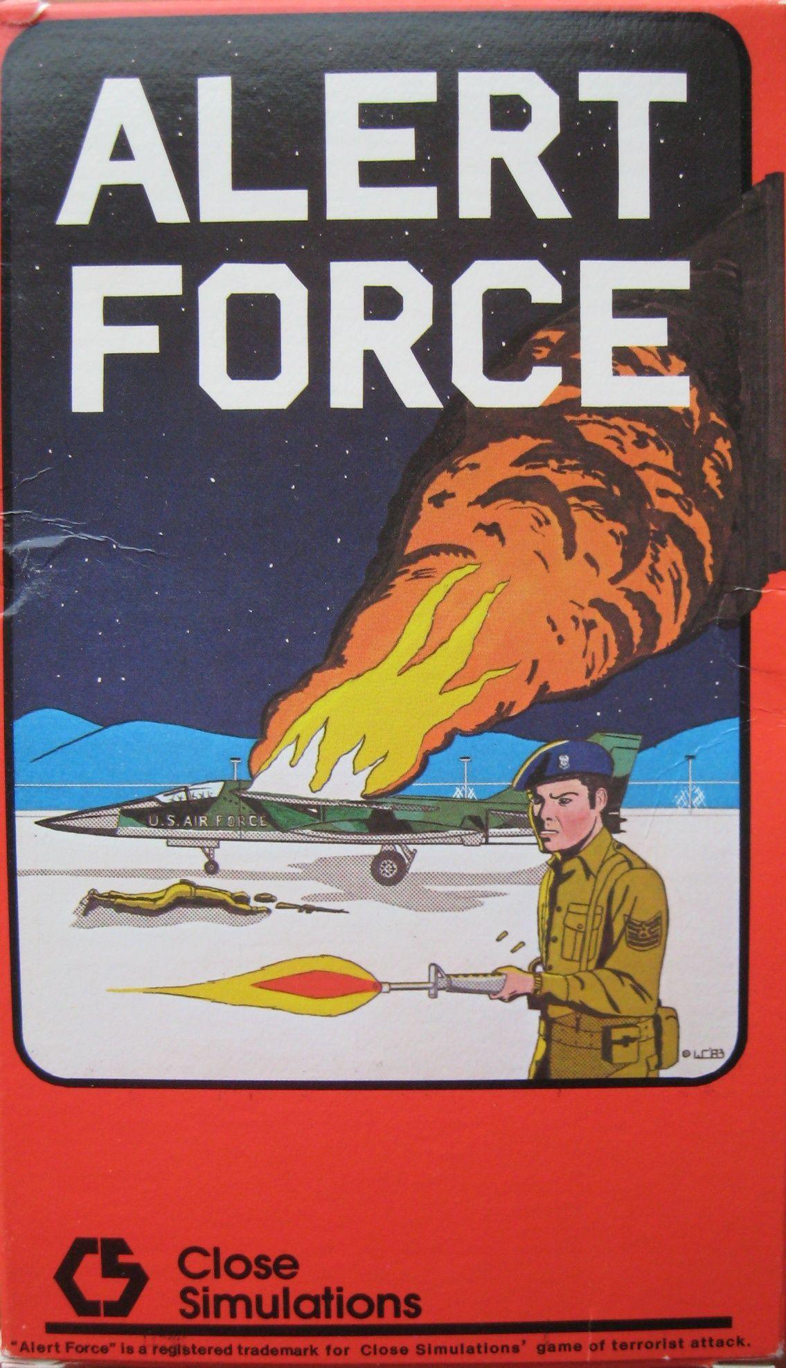 настольная игра Alert Force