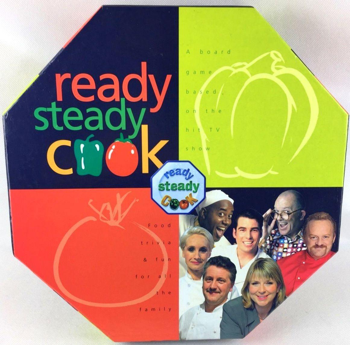 настольная игра Ready Steady Cook