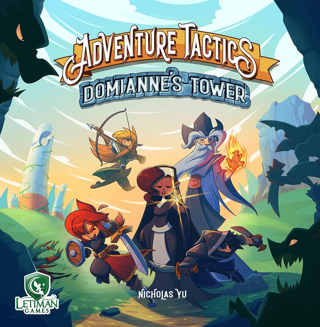 настольная игра Adventure Tactics: Domianne's Tower