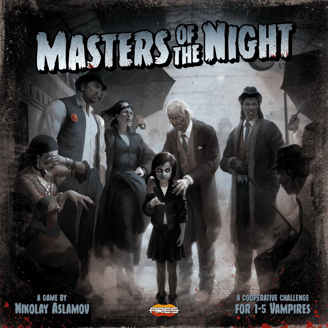 настольная игра Masters of the Night