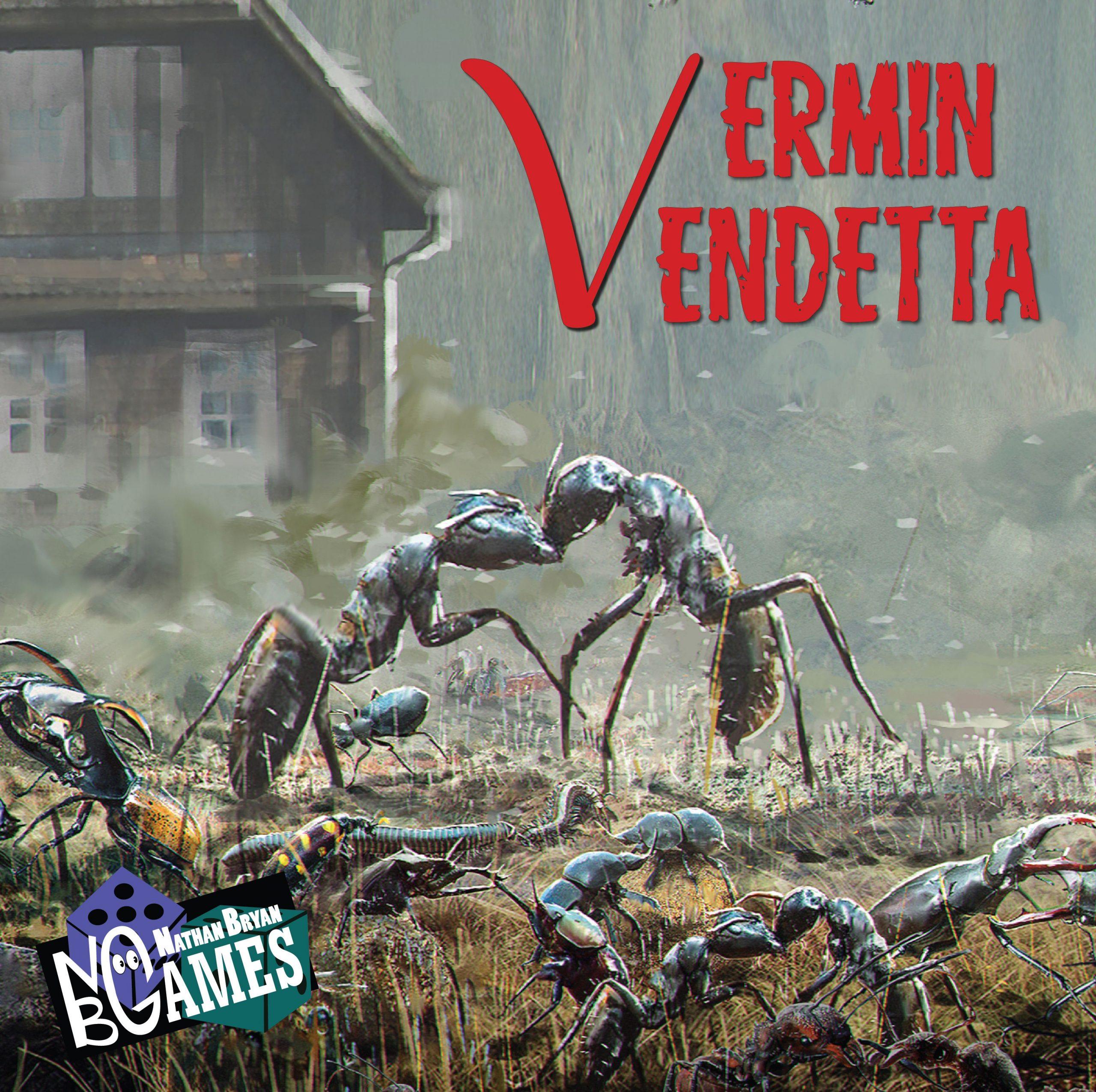настольная игра Vermin Vendetta