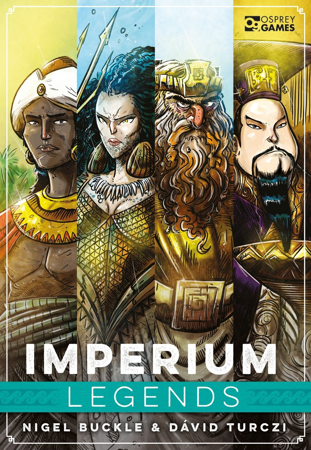 настольная игра Imperium: Legends