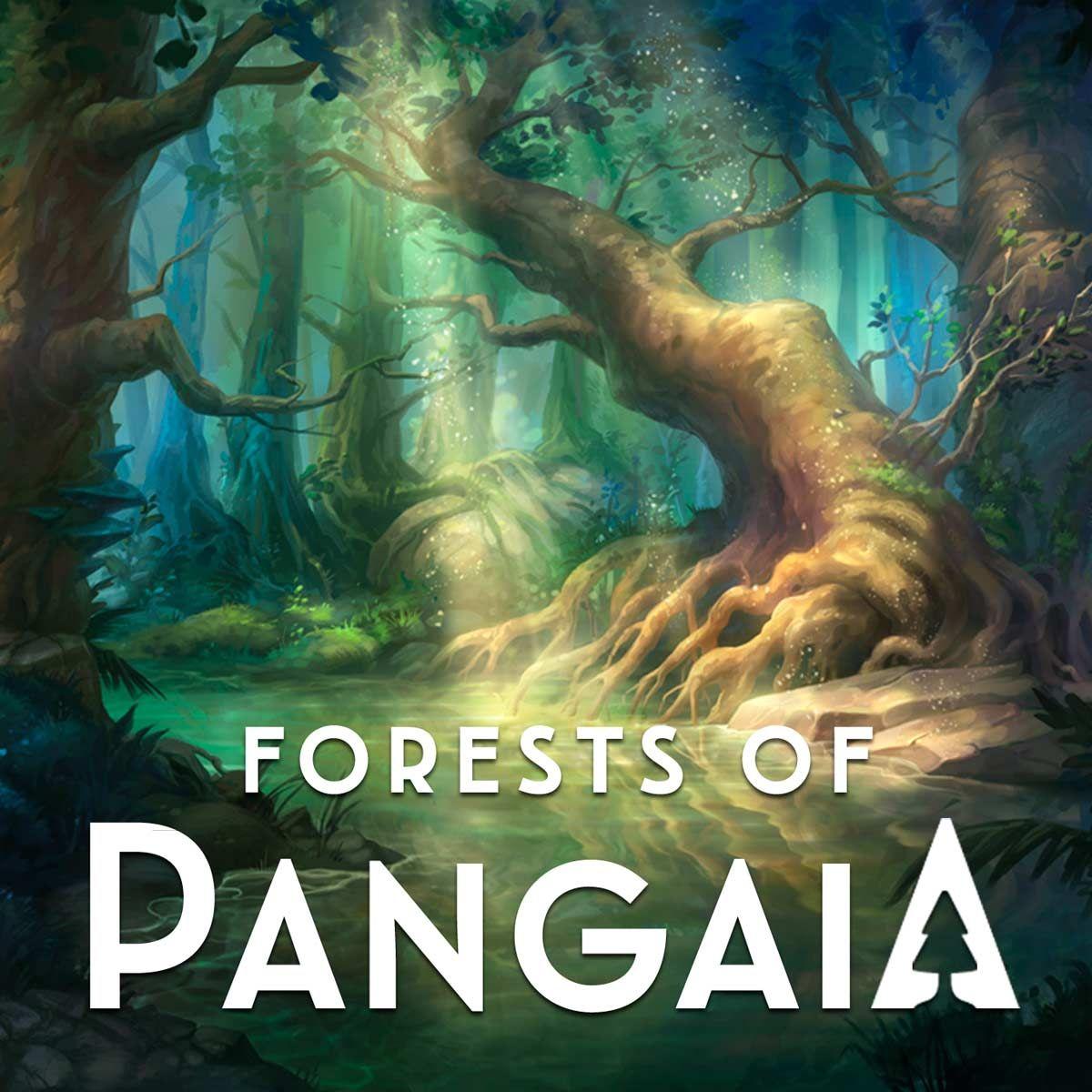 настольная игра Forests of Pangaia