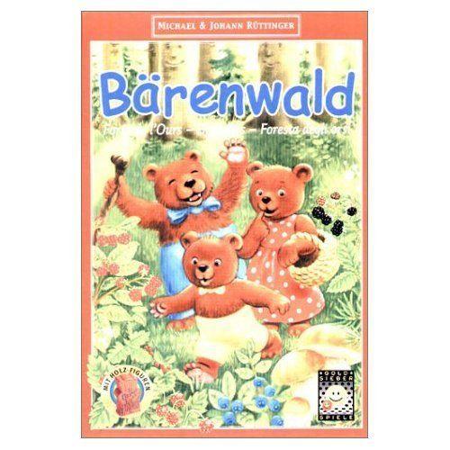настольная игра Bärenwald