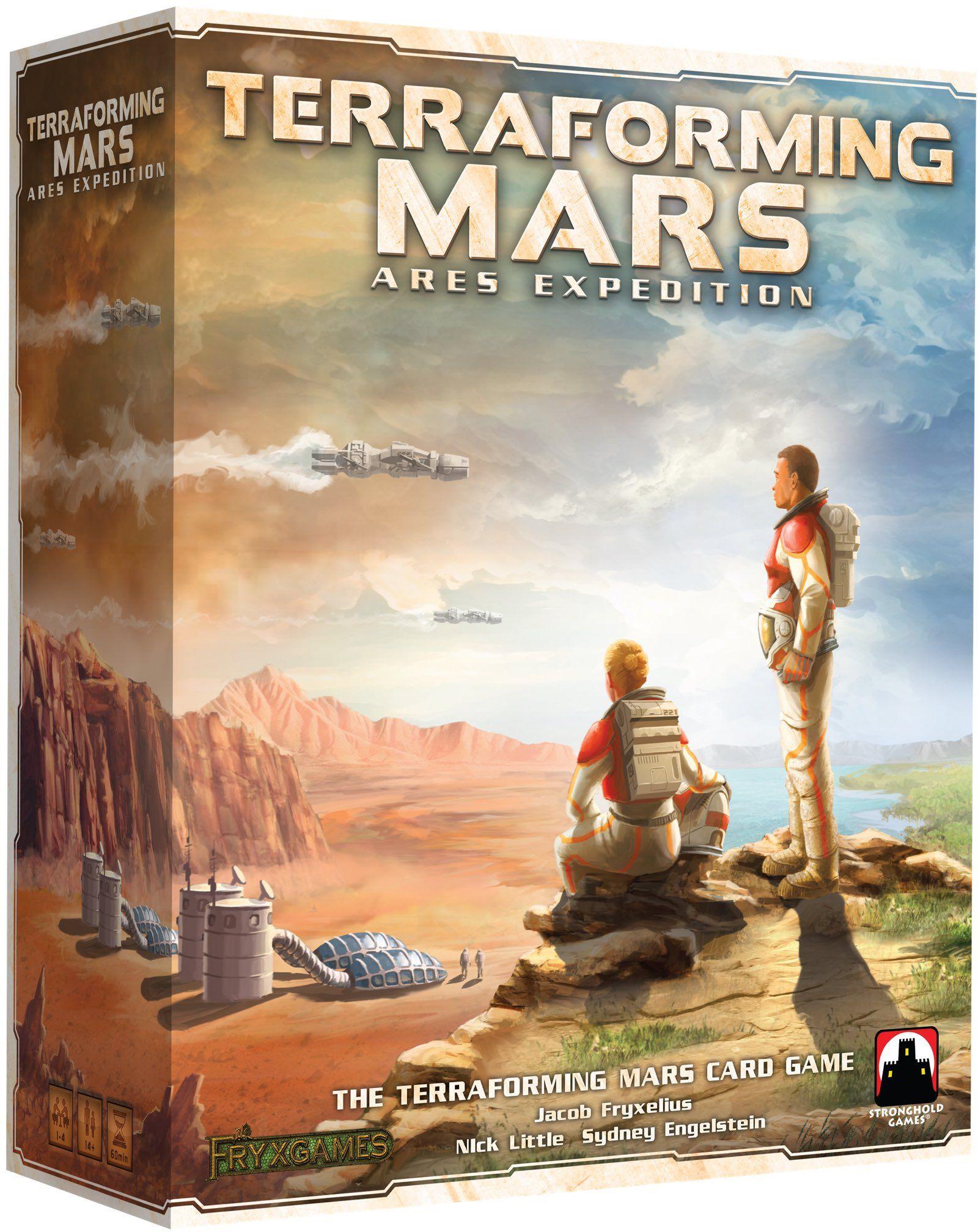 настольная игра Terraforming Mars: Ares Expedition
