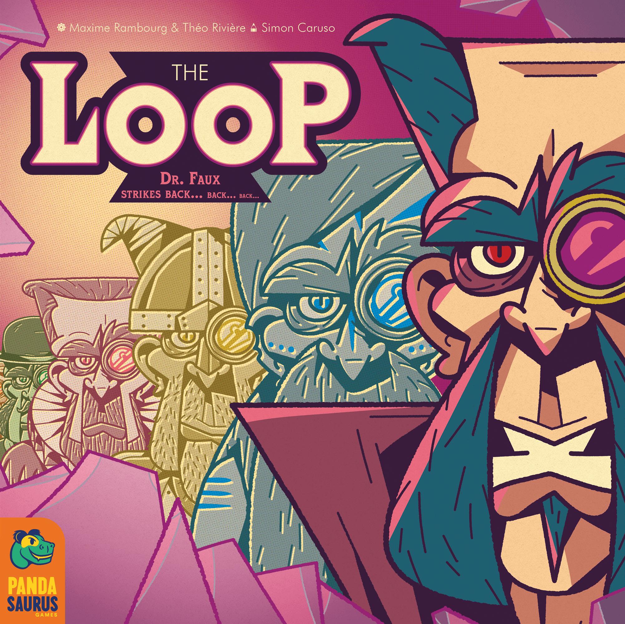 настольная игра The LOOP