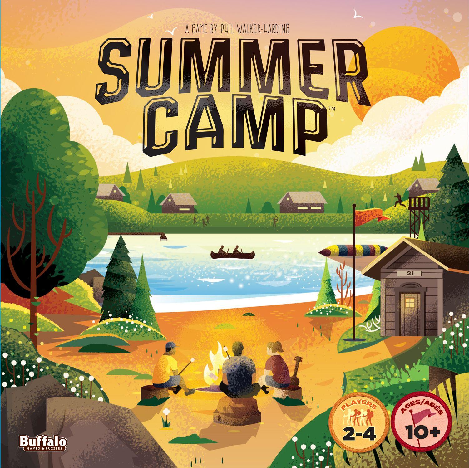 настольная игра Summer Camp