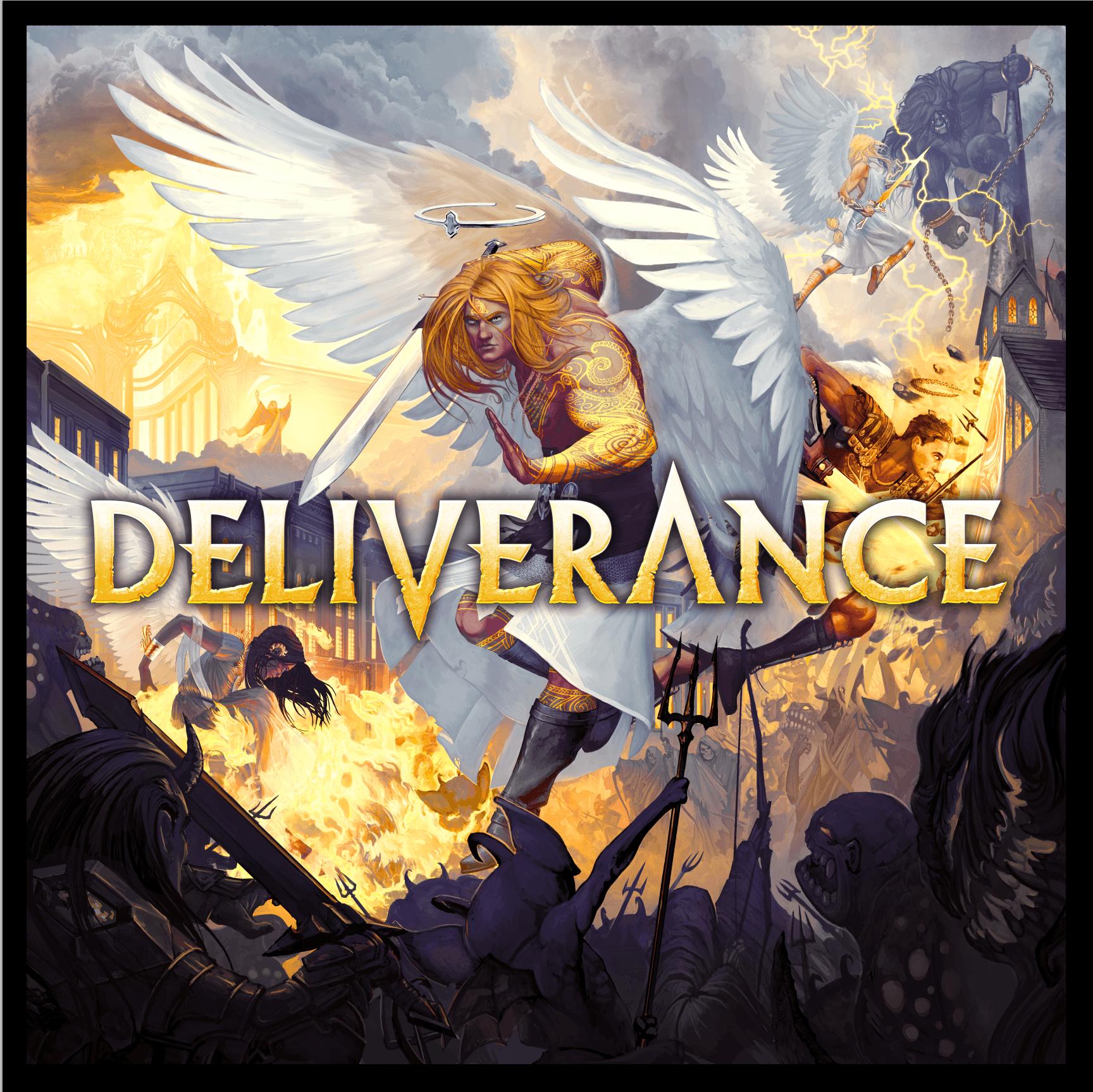 настольная игра Deliverance