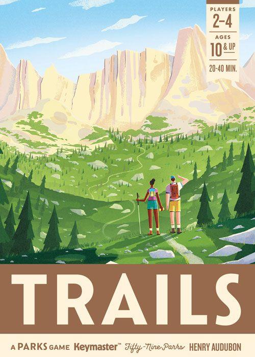 настольная игра Trails