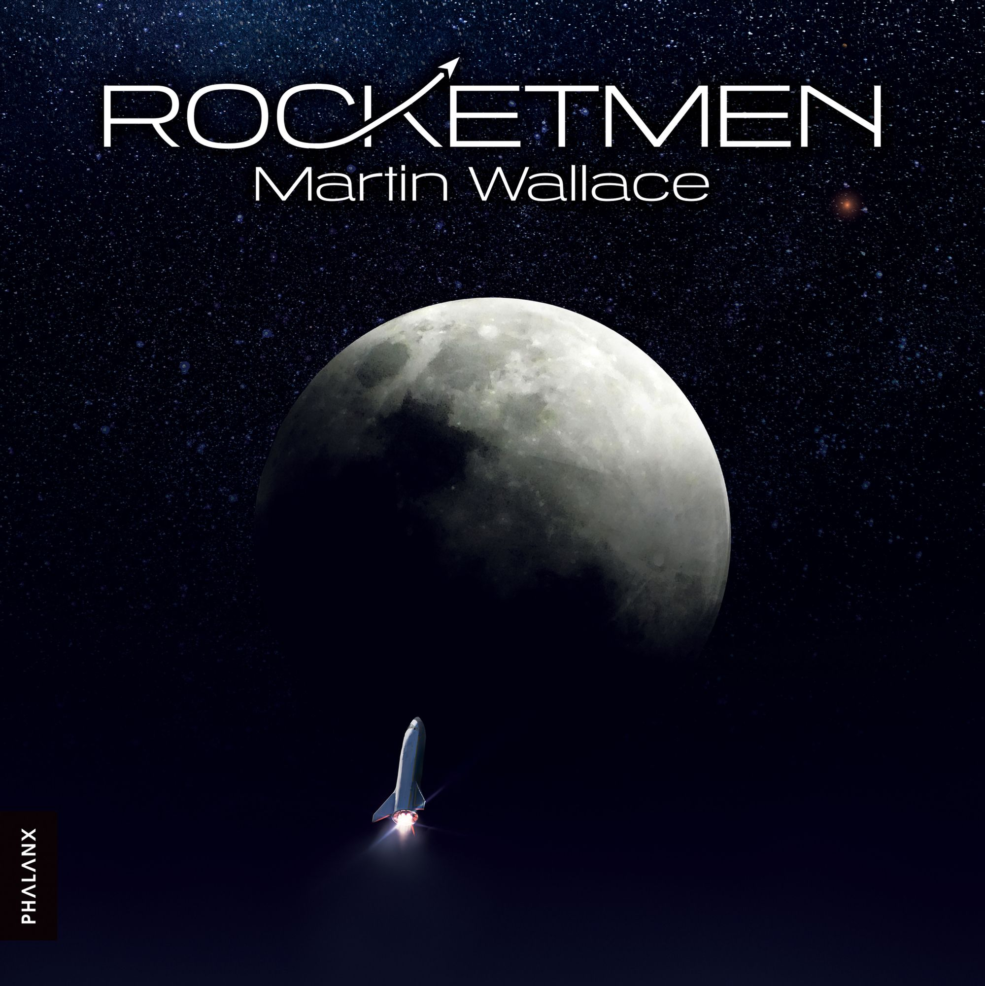 настольная игра Rocketmen