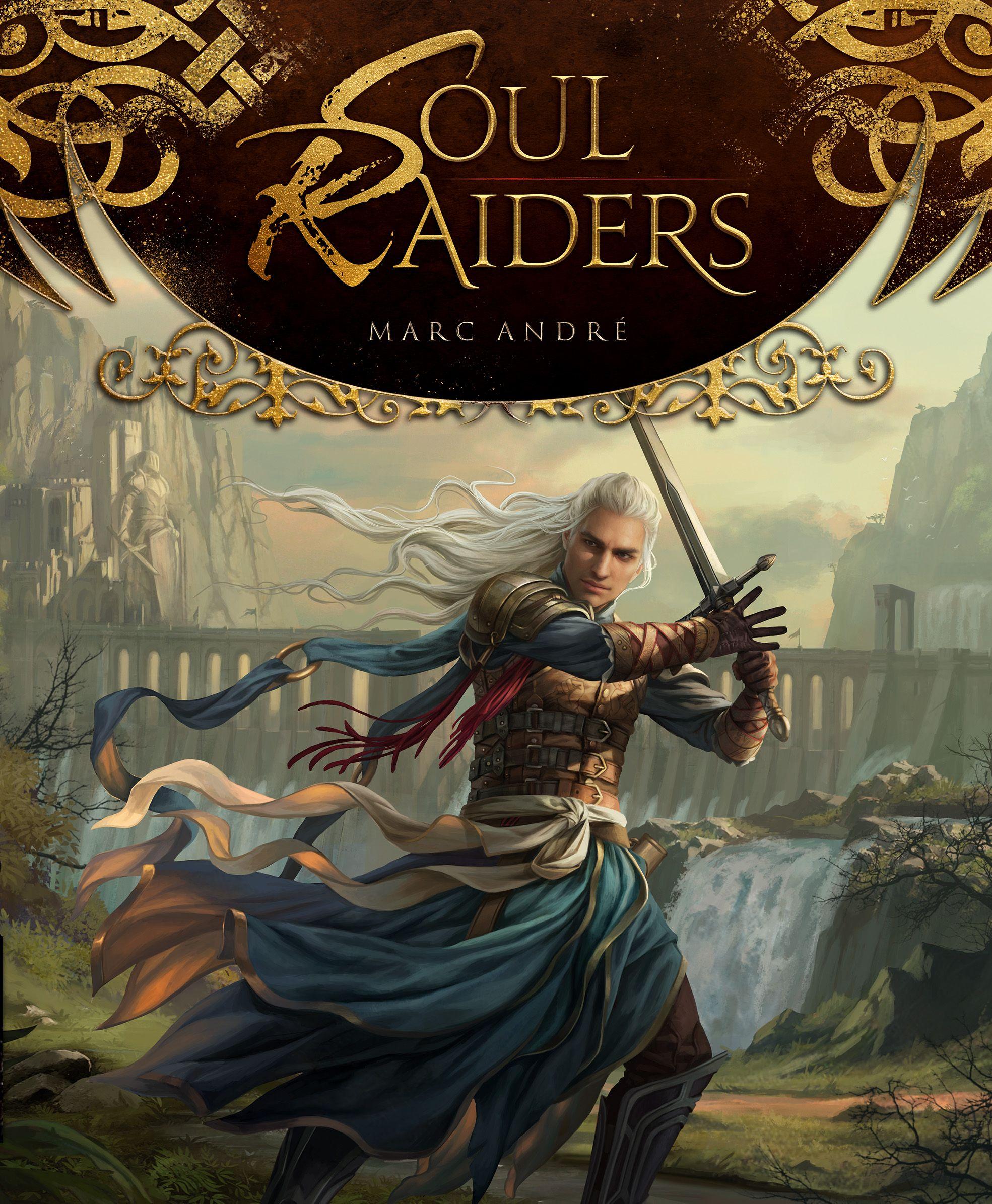 настольная игра Soul Raiders