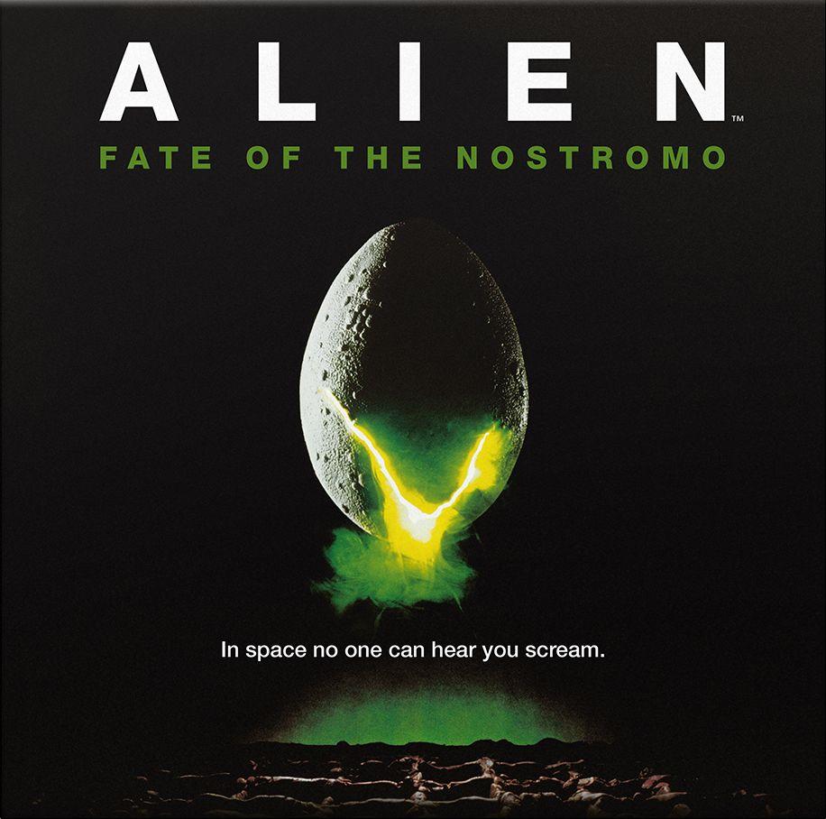 настольная игра ALIEN: Fate of the Nostromo