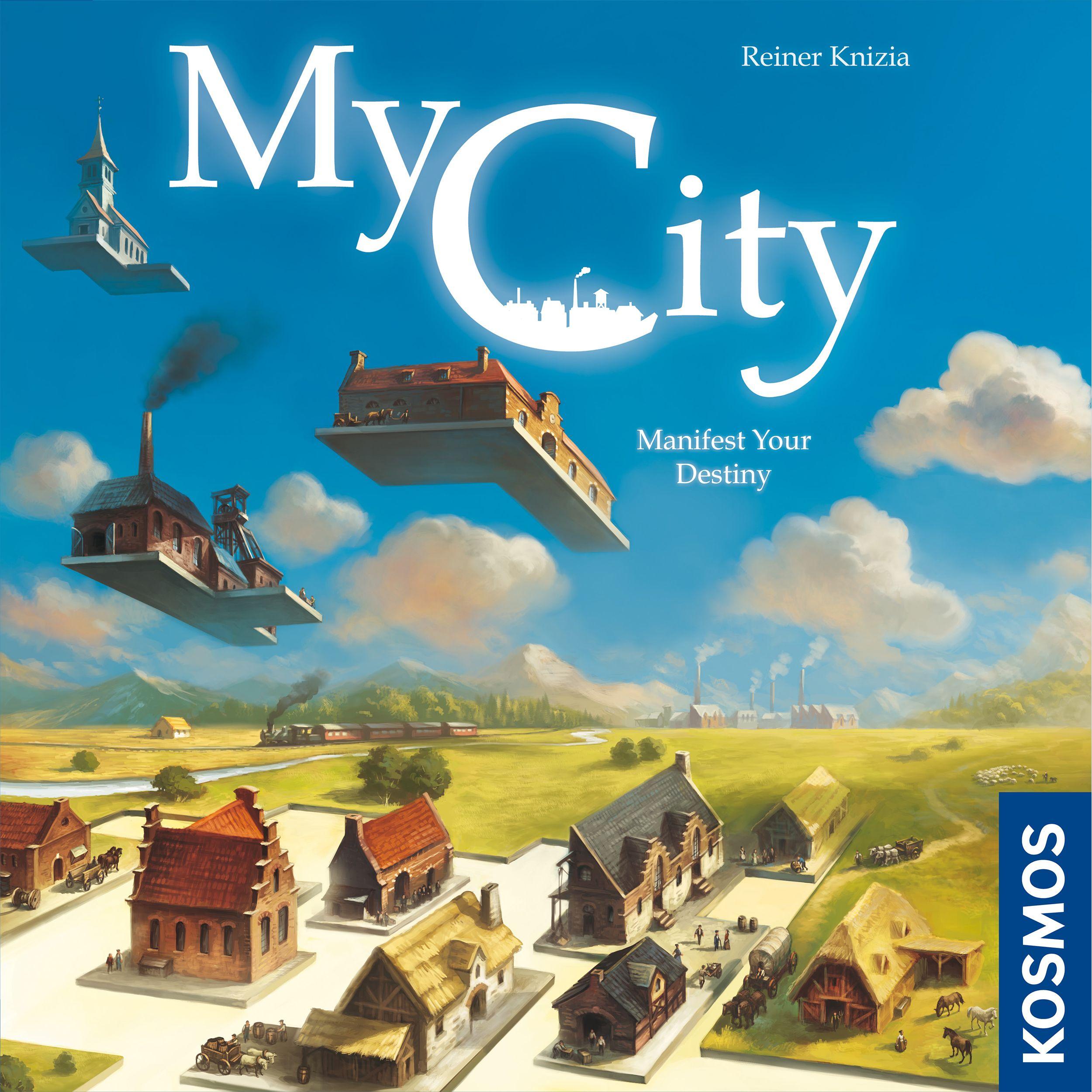 настольная игра My City