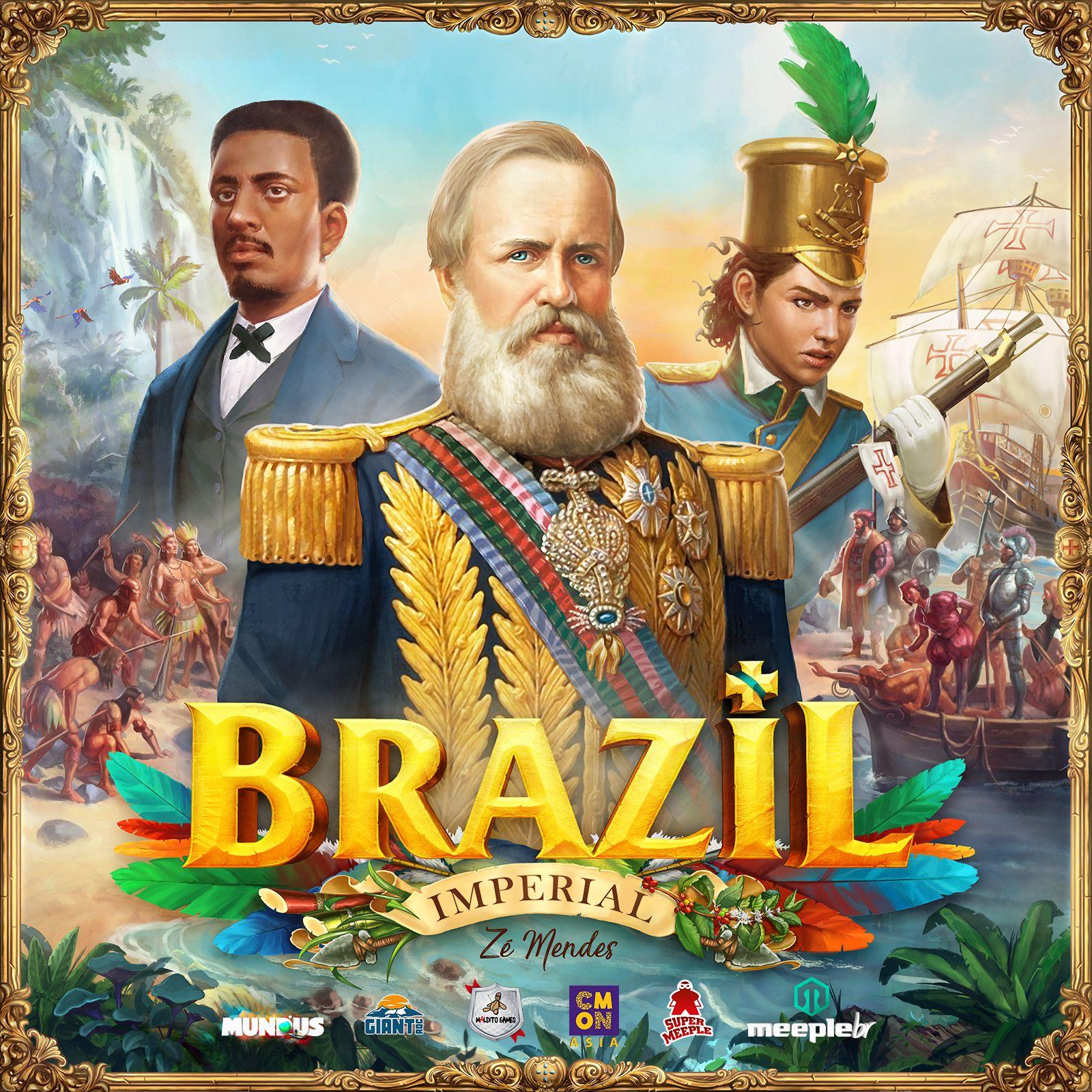 настольная игра Brazil: Imperial