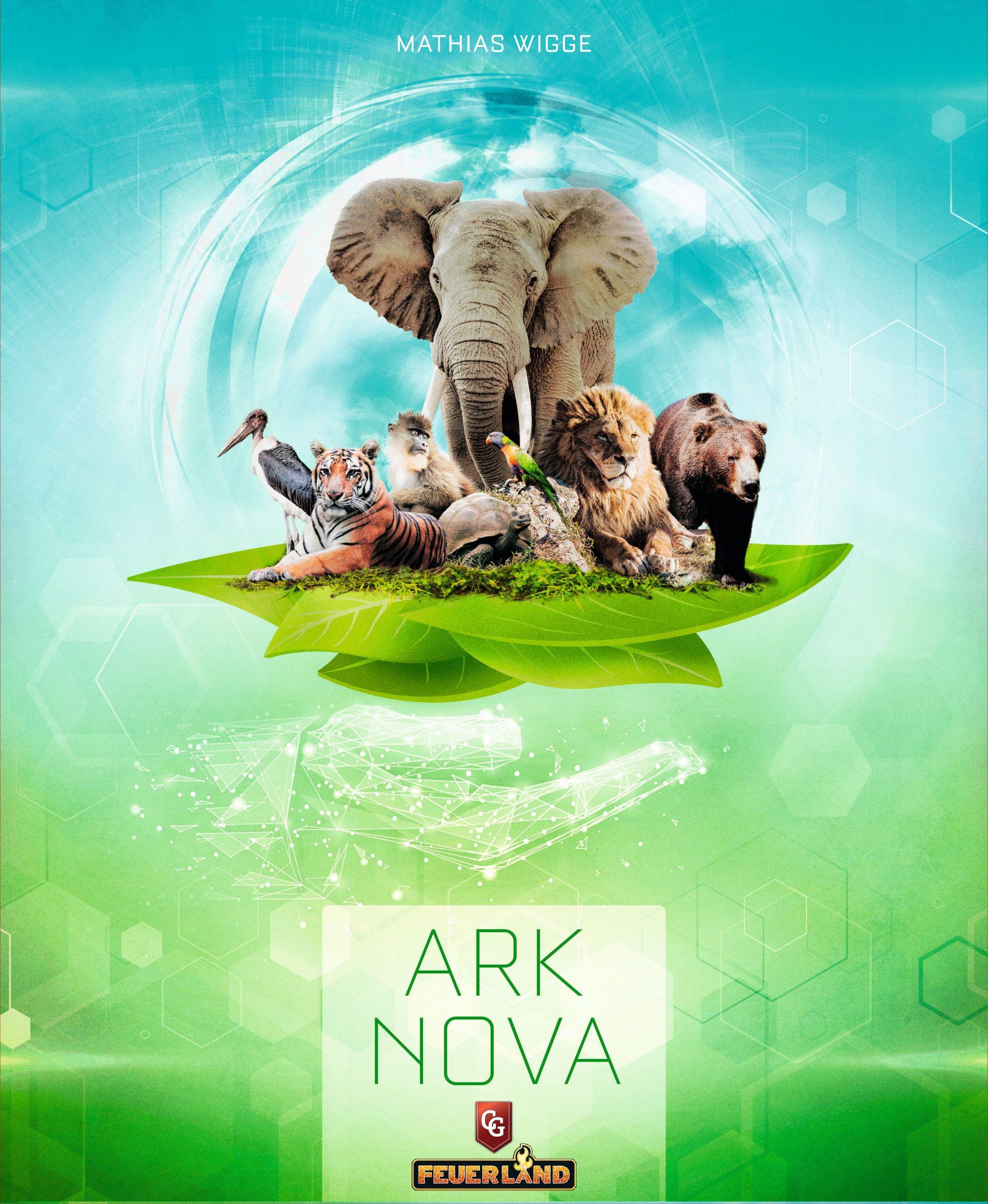 настольная игра Ark Nova