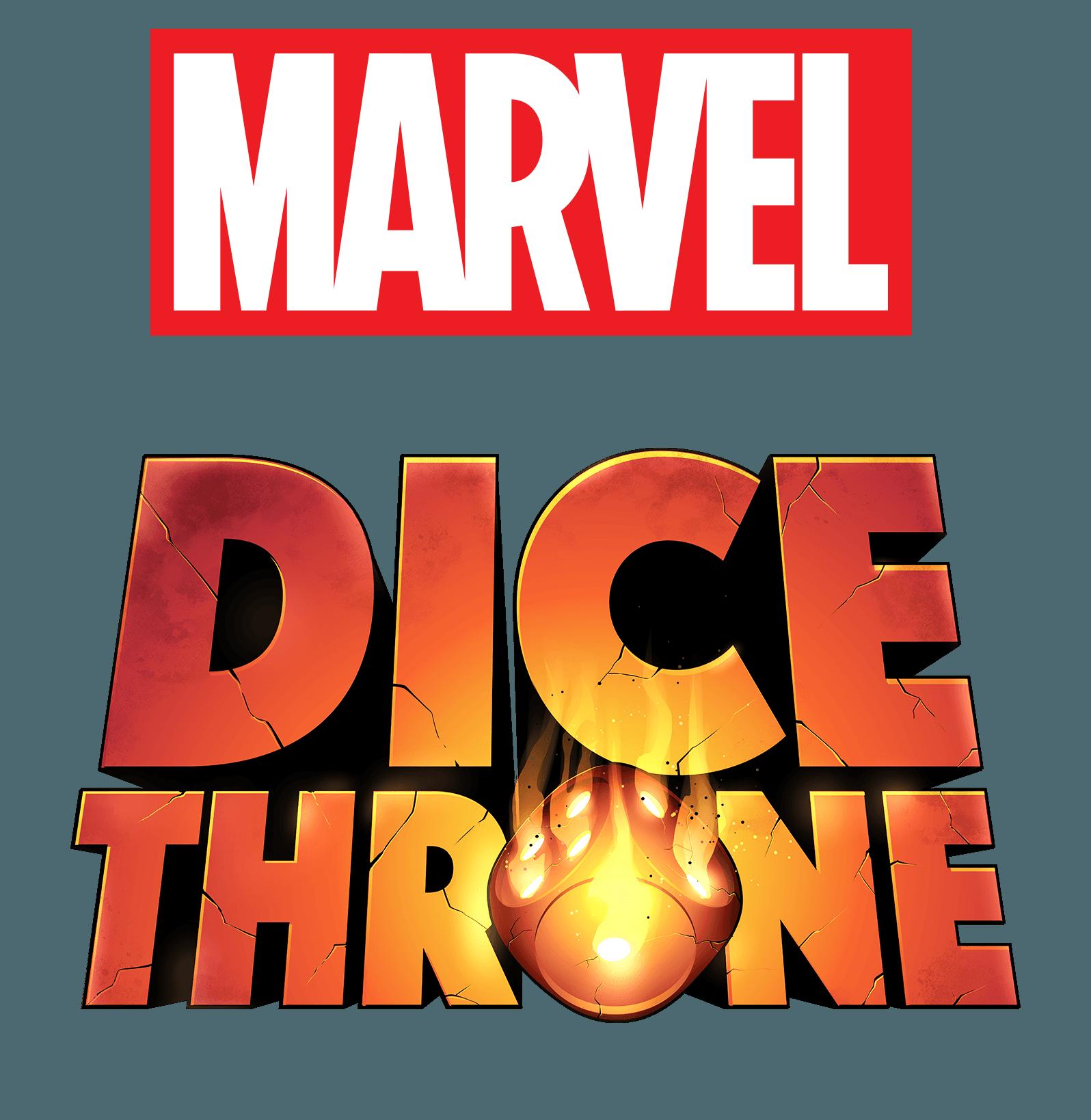 настольная игра Marvel Dice Throne